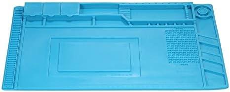 450 * 300 mm Wärmedämmung Silikon-Auflage for BGA Löten Reparatur Lötstation Mat Hochtemperaturwartungsplattform Schweißwerkzeug
