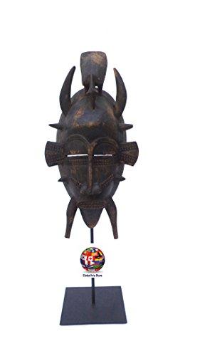 Globalarts Universal Extra Small mask Stand Pedestal (Mask Display Stand)