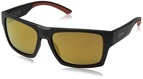 Smith Oversized Sunglasses - Smith Outlier 2 XL ChromaPop Sunglasses, Matte Gravy