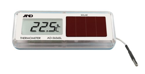 Dance Precisions Costumes (A & D embedded solar thermometer AD-5656SL)