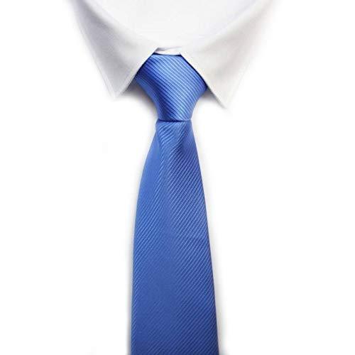 VIZENZO corbata azul sedosa: Amazon.es: Ropa y accesorios