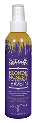 Not Your Mother's Hair Treatments blonde moment 6 floz, pack of 1