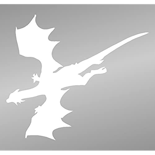 Dragon Decals For Car Amazoncom - Cool car decals designpersonalized whole car stickersenglish automotive garlandtc