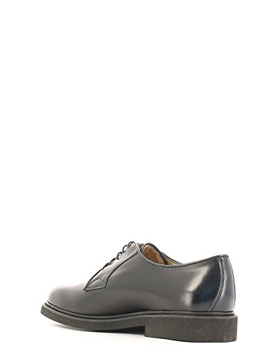 Soldini 13207 D S76 Elegant shoes Man Blau