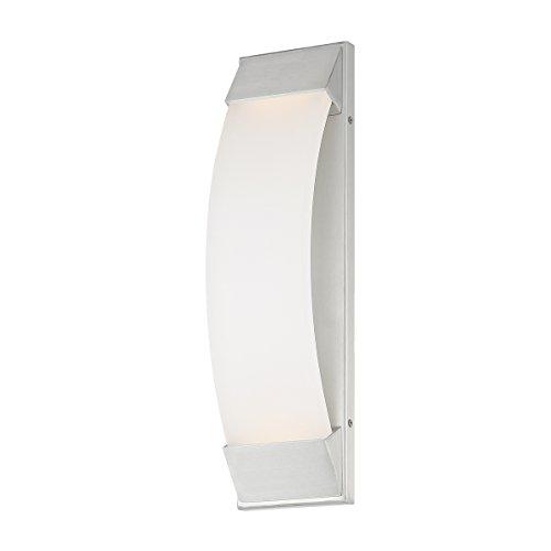 WAC Lighting WS-W29718-AL Panorama 18