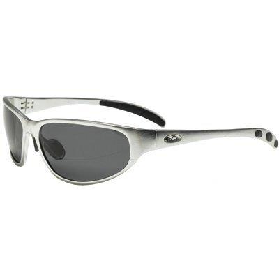 Ao Safety - Orange County Chopper Safety Eyewear Occ304 Safety Glasses Silver Alum Frame Gray Pol: 247-11451-00000-10 - occ304 safety glasses silver alum frame gray pol]()