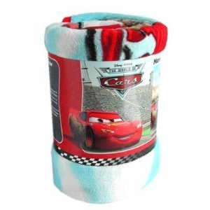 50x60 Blanket Micro Throw Raschel (Disney Cars Blanket Micro Raschel Throw 50