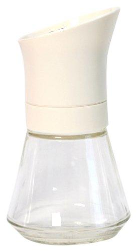 Linden Sweden Crushgrind Tulip Spice Grinder, Black 251010