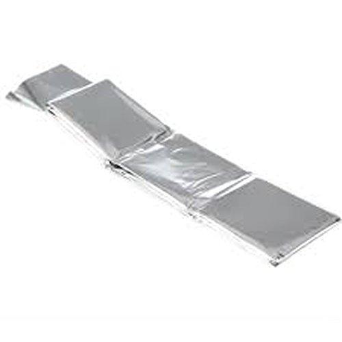 "Emergency Insulated Thermal Sleeping Blanket 84"" x 52"""