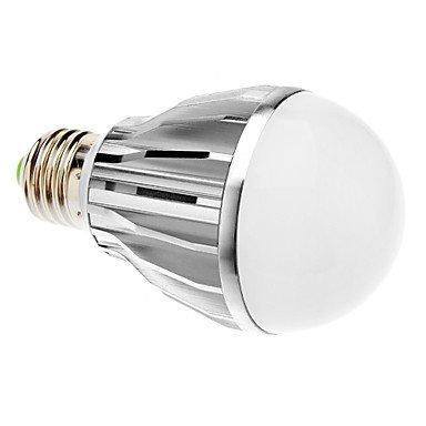 E27 5 W 5-LED 500lm 6000 Diamond Blanca fría luz bombilla (85 –