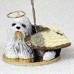 Best buy Old English Sheepdog Pet Angel Ornament