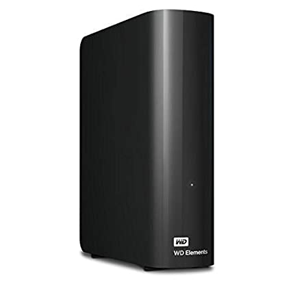 f65dd7e04 Amazon.com  Western Digital 8TB Elements Desktop Hard Drive - USB 3.0 -  WDBWLG0080HBK-NESN  Computers   Accessories
