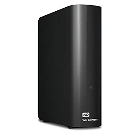 WD 4TB Elements Desktop Hard Drive - USB 3.0 - WDBWLG0040HBK-NESN