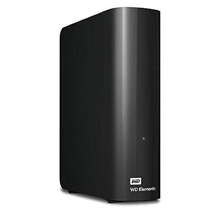 Western Digital 8TB Element Desktop Hard Disk-USB 3.0-WDBWLG0080HBK-NESN