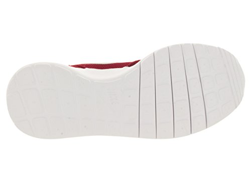 White NIKE Rosso Unisex dark Gym Grey da Corsa Scarpe Rosherun Bambino Grigio Red Bianco qZx6qHPTw
