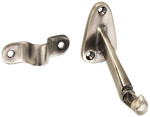 Deltana HRB325U15A 3-5/16-Inch Projection Hand Rail Brackets (Renewed) (Deltana Brackets Handrail)