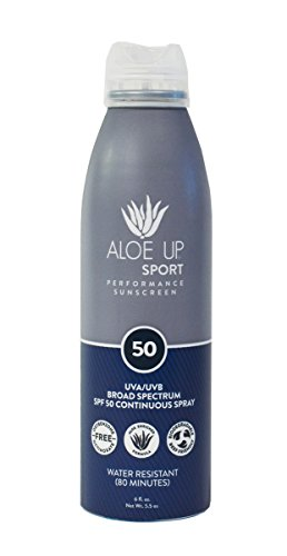 Aloe Sunscreen Spray - 2
