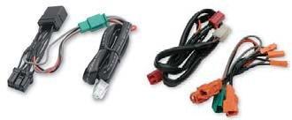 (Scorpio Alarm Factory Connector Kit for Suz GSXR 600 750 1000 GSX1300R)