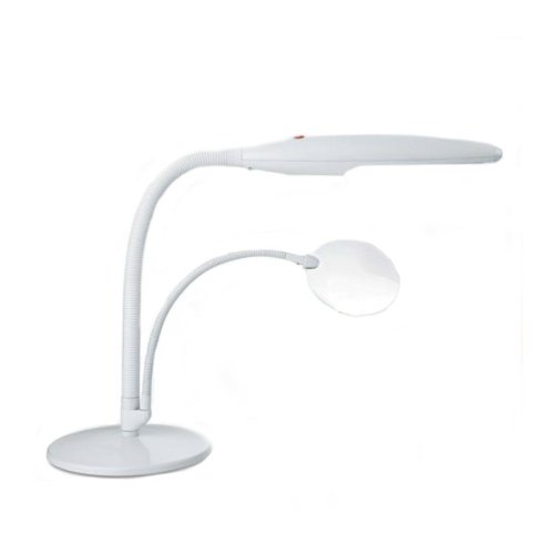 Daylight(R) Table Top Craft Lamp- White