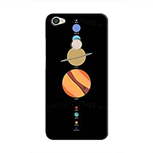Cover It Up - School Project Planets Redmi Note 5A Hard Case
