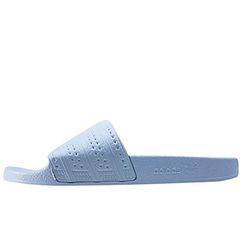 adidas Adilette, Chanclas Para Hombre Azul (Azusen / Azusen / Azusen 000)