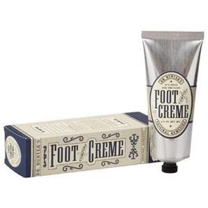 Caswell-Massey Dr. Hunter's Foot Creme - Natural Soothing Foot Cream For Healthy Feet - 2.5 Ounces