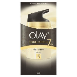 Olay Total Effects 7 In 1 Anti Ageing Day Cream Normal SPF15
