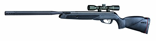 Gamo 6110067954 Raptor Whisper Air Rifle .177 Cal (Pellet Gun Gamo Whisper)