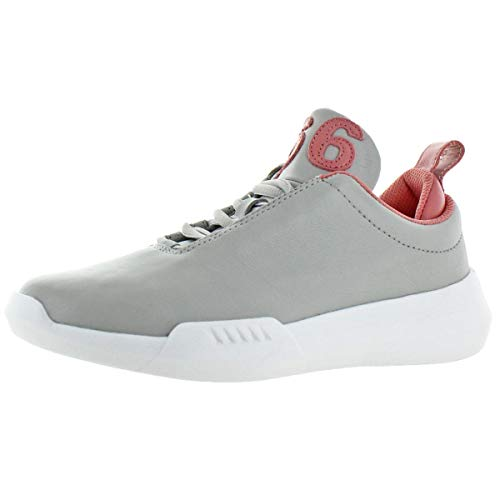 K-Swiss Women's Gen-K Icon Sneaker, Steely/Angel, 8 M US