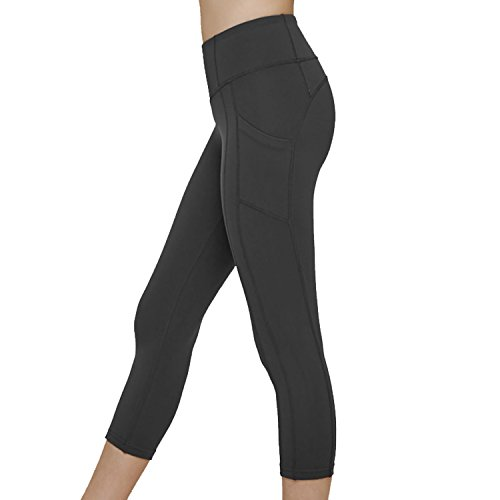 Tulucky Leggings Pockets Exercise Workout