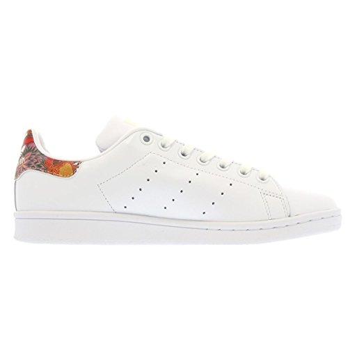 adidas womens stan smith w schuhe aus weißem leder 5 us - ausbilder