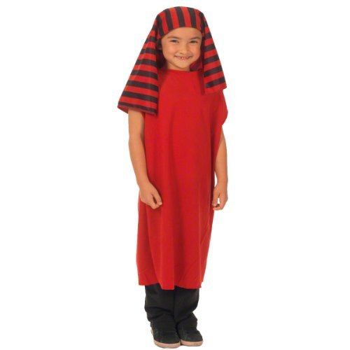 Shepherd or Innkeeper tabard Kids Nativity Costume Xmas Fancy Dress - Kids Innkeeper Costume