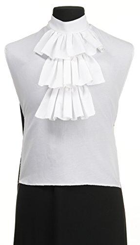 Underwraps Men's Jabot Shirt Front]()