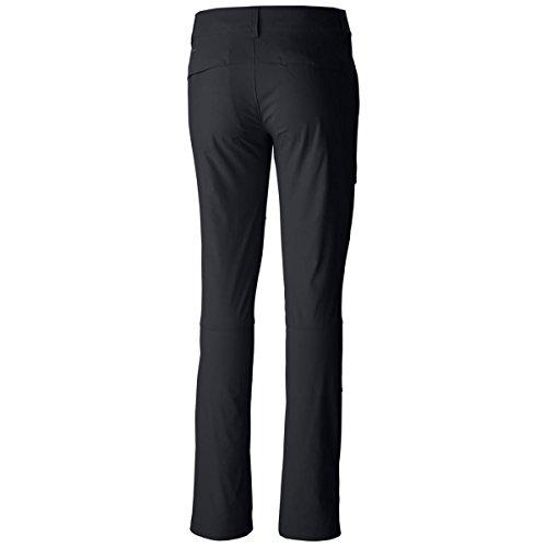 Columbia Women's Plus Saturday Trail Pants, Black, 22W/Small