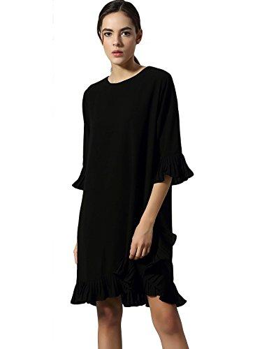 Buy bell skirt dress - 9