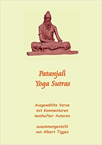 Patanjali Yoga Sutras (German Edition): Albert Tigges ...