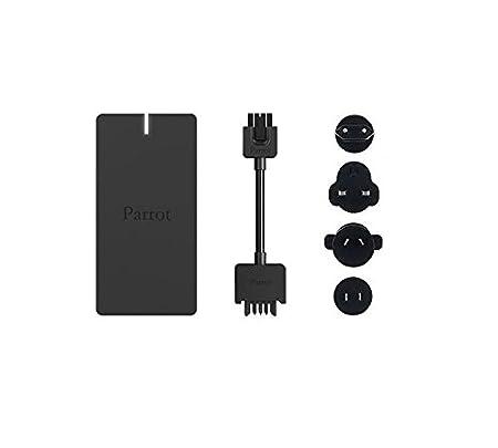 Parrot Bebop charger 2 Black - battery chargers (12.6 V, 3.5 A, 0.55 h, Black, Parrot Bebop 2)