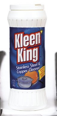 Faultless Starch 14Kleen King Ss&Copper Cleaner 03020 [Misc.]