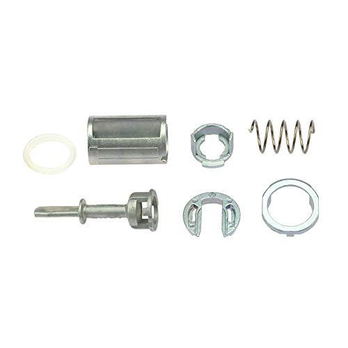 7 unids/Set Cerradura de la Puerta Kit de reparación del Cilindro del Cilindro Puerta Delantera Izquierda y Derecha para VW...