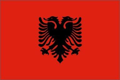 Albania Flag 3x5 3 x 5 NEW