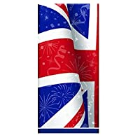 Best Of British Plastic Table Cover British Party Decorations Tableware & Accessories for English Patriotic Party