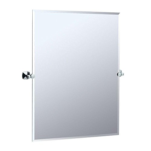 rectangular mirror chrome 4144s