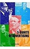 5 Giants of Advertising, Philippe Lorin and Cristina Alonso, 0756789761