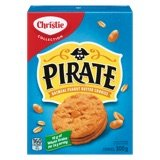 Pirate Oatmeal Peanut Butter Cookies - 350g ()
