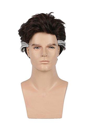 Doctor Strange Wig Stephen Vincent Cosplay Costume Accessories Coslive -
