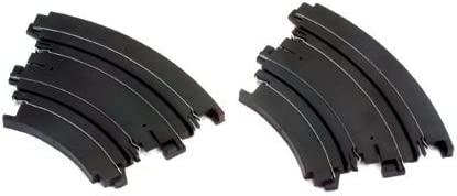 AFX70613 AFX//Racemasters Track Curve 15 1//8 Pair