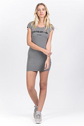 Kleid Pariser Sixth June Damen grau 1004nbsp;Hat Grau Grau cARk1We ...