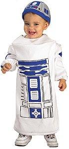 [R2D2 Costume - Infant] (R2d2 Costume Pattern)