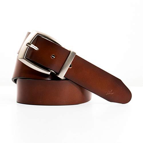 VÉLEZ Genuine Leather Belt For Men | Correa Cinturones Cuero De Hombre at Amazon Mens Clothing store: