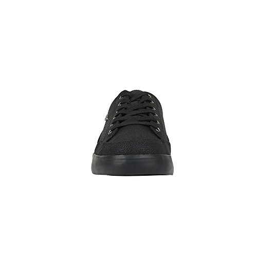 Black Fashion Sneaker Lugz Colony Canvas Cc Lugz Mens Mens Xq0xR5